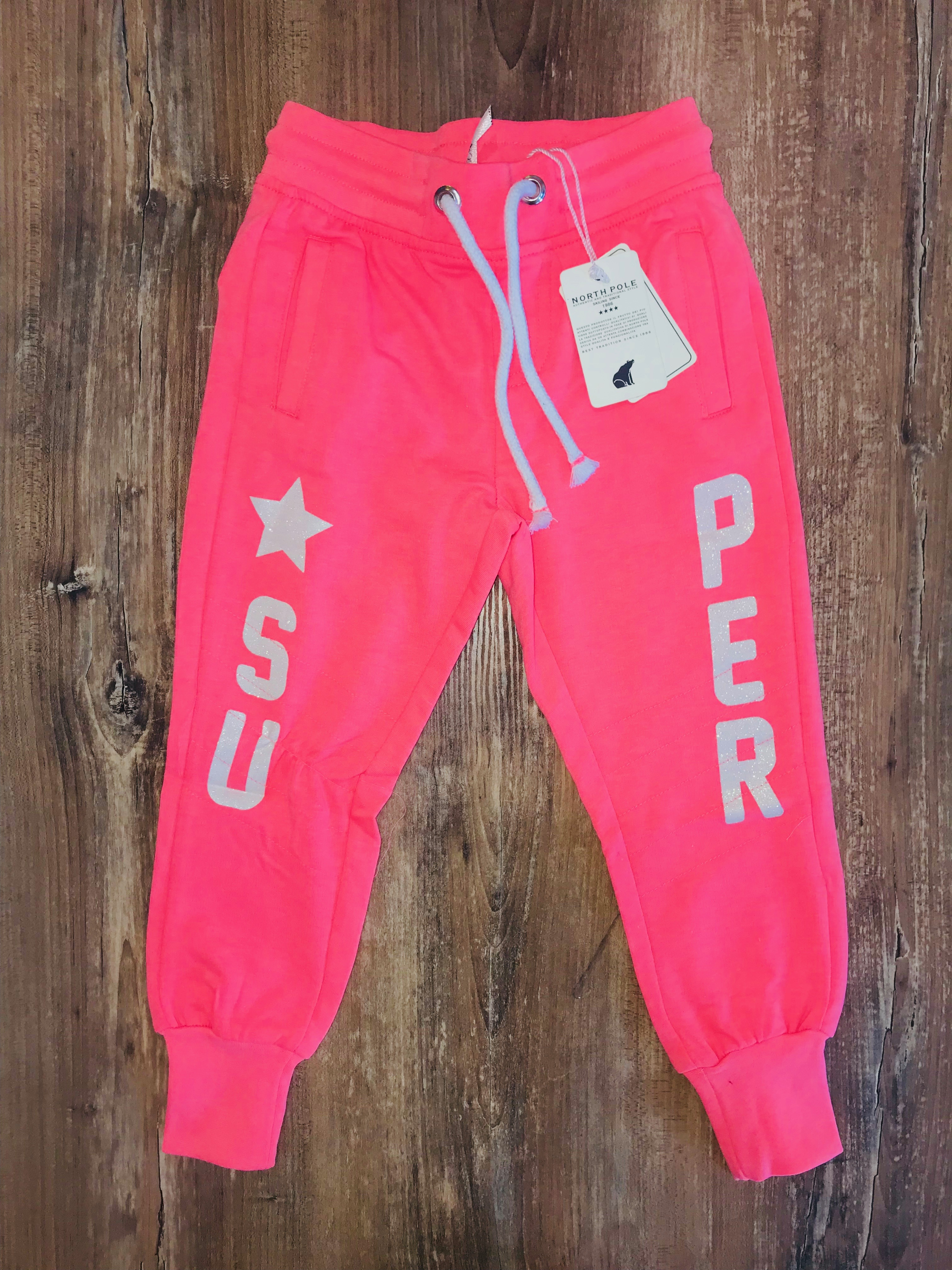 Boutique Pantalone La fluo rosa Bambino del tEqrEZx