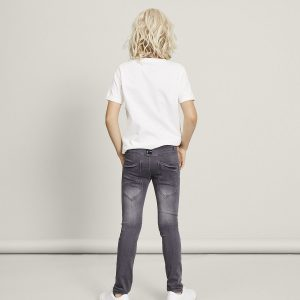Jeans xslim grigio slavato