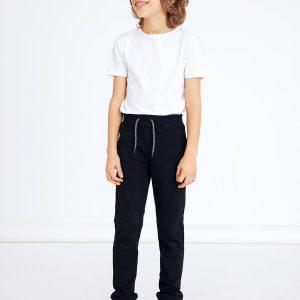 Pantalone basic garzato